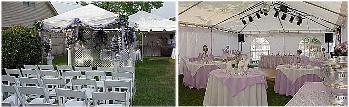 Tent Rental Prices Professionally Installed Aa Party