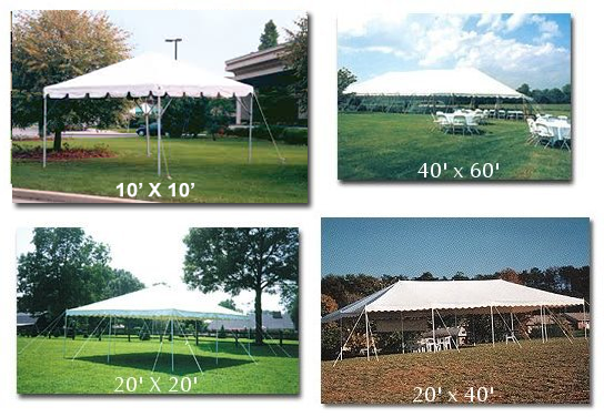 tentpics & Tent Rental Prices (Professionally Installed) u2013 AA Party and Tent ...